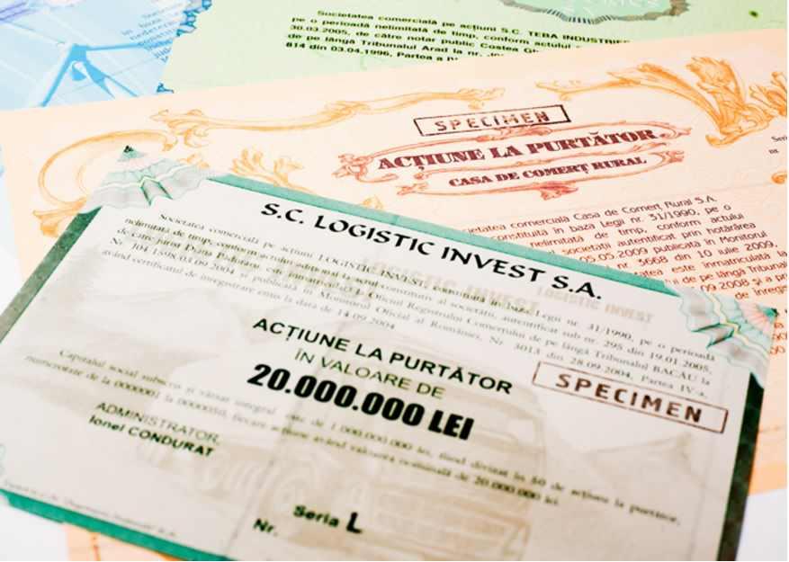 Acțiunile la purtător protejează mai bine decât offshore-ul
