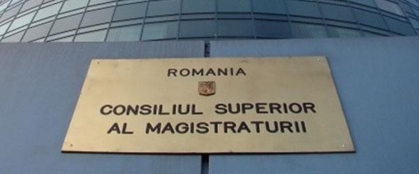 CSM, aviz negativ pentru modificarea legilor justiției