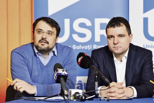 Scor neconcludent la referendumul USR, dar partidul rămâne scindat