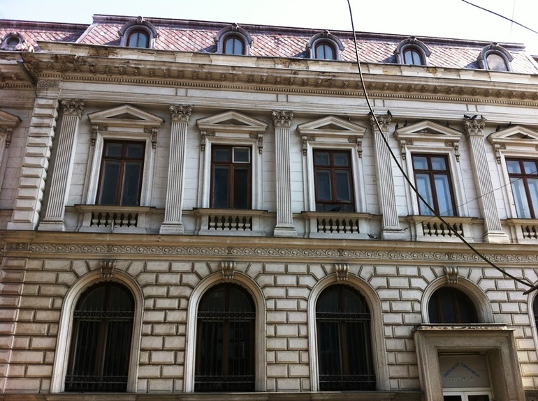 Firea cumpără o clădire monument istoric de la milionarul lui Adrian Năstase