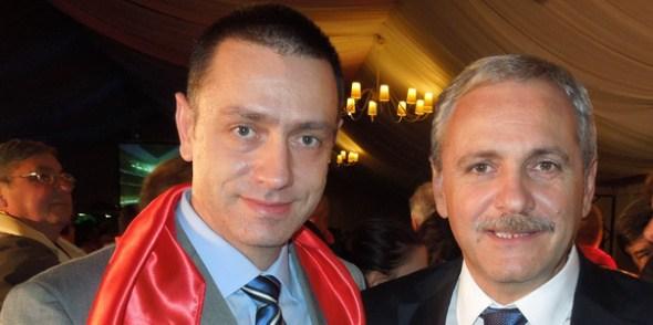 """Mihai Fifor, propus la Ministerul Apărării. Dragnea: """"Este un om responsabil"""""""