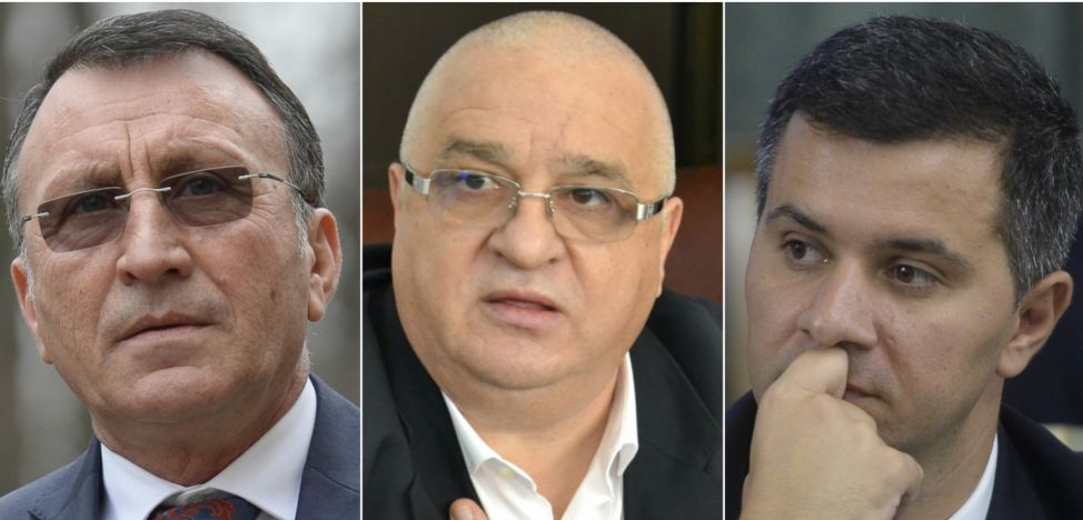 Noii miniştri ai Guvernului Tudose,