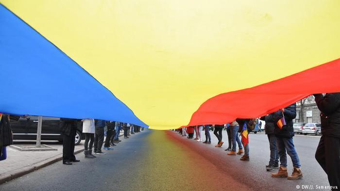 Undă verde pentru limba română în Constituția Republicii Moldova