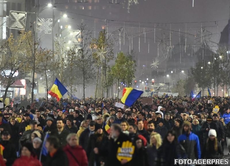 Alina Mungiu Pippidi: Protestatarii din Piața Victoriei sunt bine intenționați, însă duc lipsă mare de informații