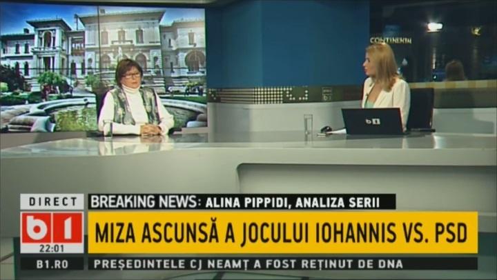 Alina Mungiu-Pippidi, despre desemnarea Vioricăi Dăncilă premier: Partea obscură a statului a primit o lovitură zdrobitoare