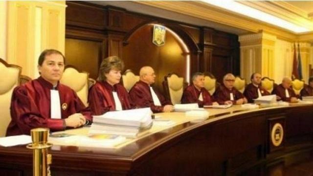 Cine a scris ACEASTĂ sesizare la Curtea Constituțională?