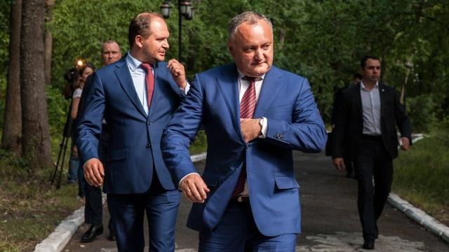 Atenţie: Omul lui Igor Dodon va lua Primăria Chișinăului