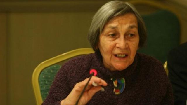 RIP Doamna Doina Cornea!