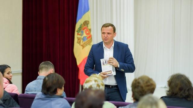 Alegerile locale din Chișinău au fost anulate