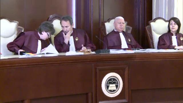 CCR a admis conflictul dintre Parlament și ÎCCJ: completurile de 5 judecători nu au fost constituite legal