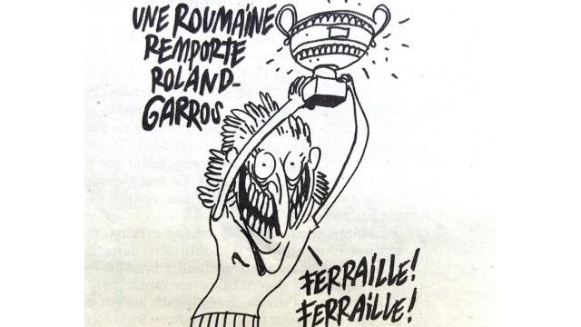 Charlie Hebdo ironizează tocmai mințile înțepenite în stereotipuri etnice