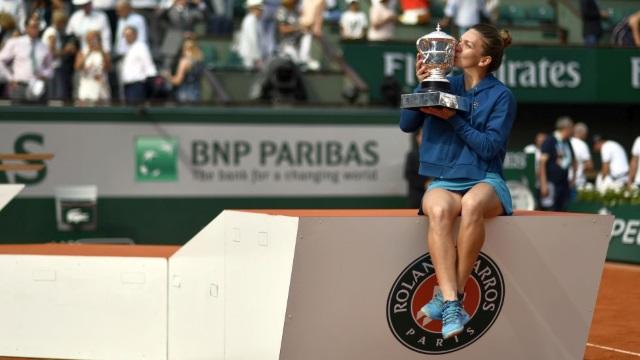 4 lucruri care o fac unică pe Simona Halep după Roland Garros
