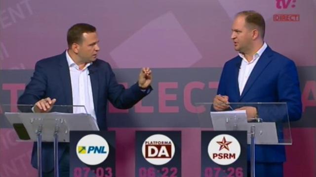 Candidatul pro-european Andrei Năstase a câștigat alegerile pentru primăria Chișinău
