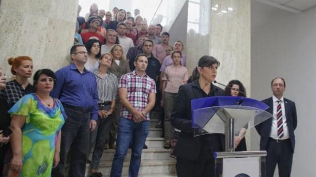 O candidatură refuzată: Laura Codruța Kövesi