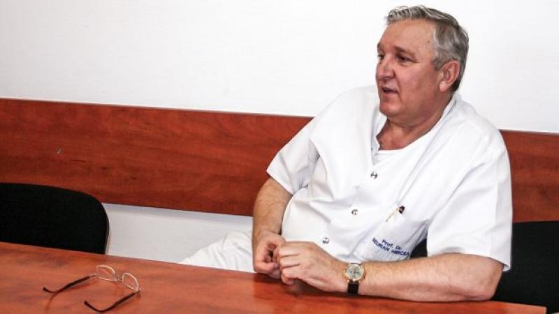 Lupul paznic la oi: Mircea Beuran, propus să preia conducerea comisiei de Medicină a CNATDCU
