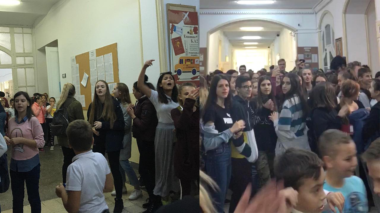Elevii se ridică împotriva abuzurilor: azi în Timișoara, mâine în toată țara!