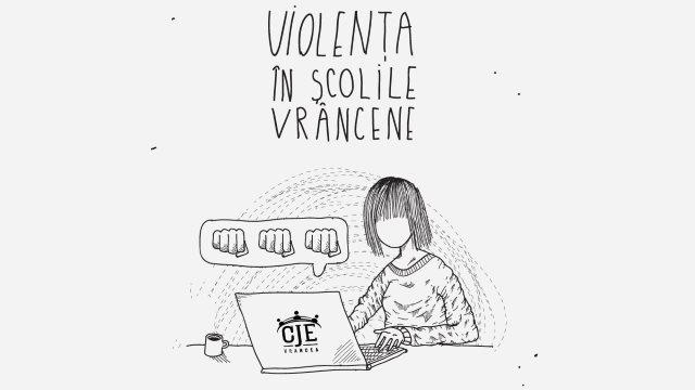Campanie antiviolență în școlile din Vrancea