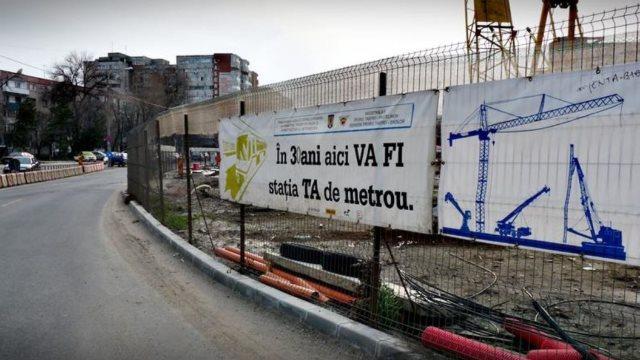 """Luați-vă casă prin Otopeni ca să plângeți după bani! Caritasul cu """"metroul"""""""