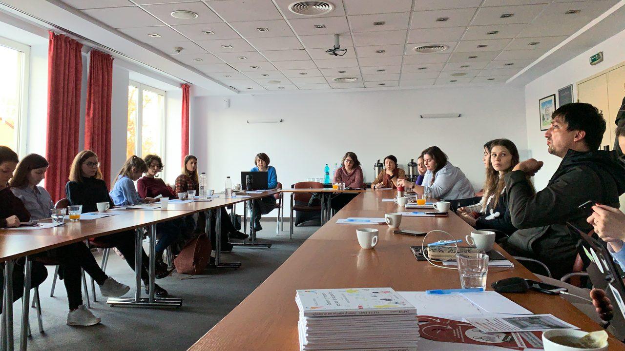 Școala de jurnalism civic, ziua întâi: despre investigații, economie și bugete publice