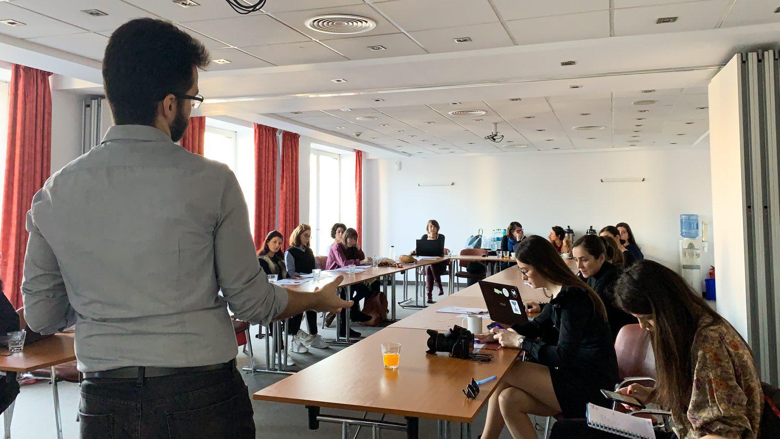 Participanții povestesc cum a fost pentru ei Școala de jurnalism civic