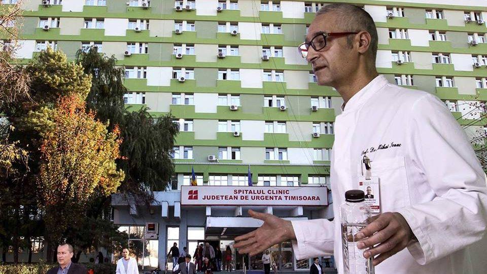 La Spitalul Județean Timișoara, ziua poate să aibă chiar și 25 de ore