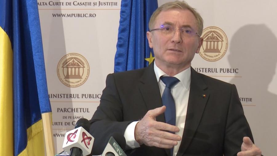 """TOLO.RO: Tot ce a putut Augustin Lazăr a fost să numească """"practici discutabile"""" ce făceau procurorii înainte de 1989, în cazul disidenților politici!"""