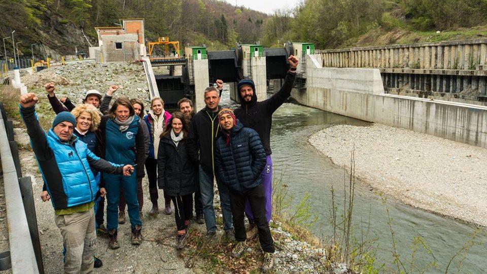 Instanța blochează atacul continuu al Hidroelectrica asupra Parcului Național Defileul Jiului