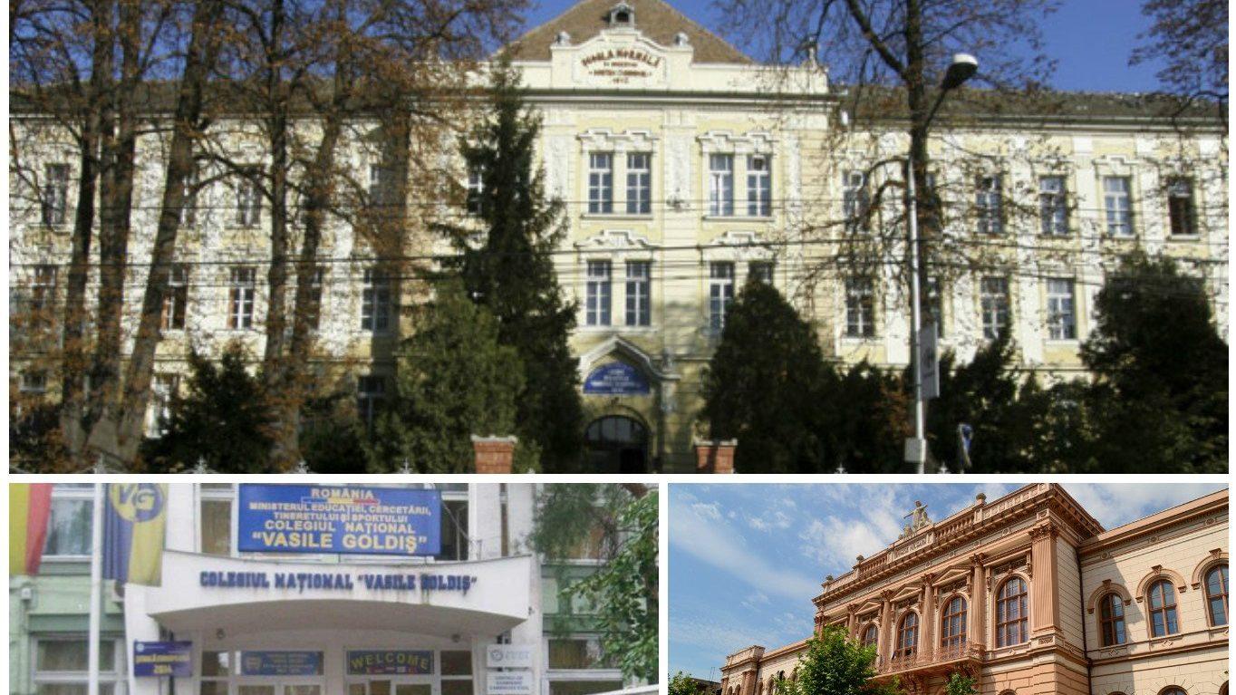 O mamică a analizat transparența tuturor liceelor din municipiul Arad: multe laude, puține informații