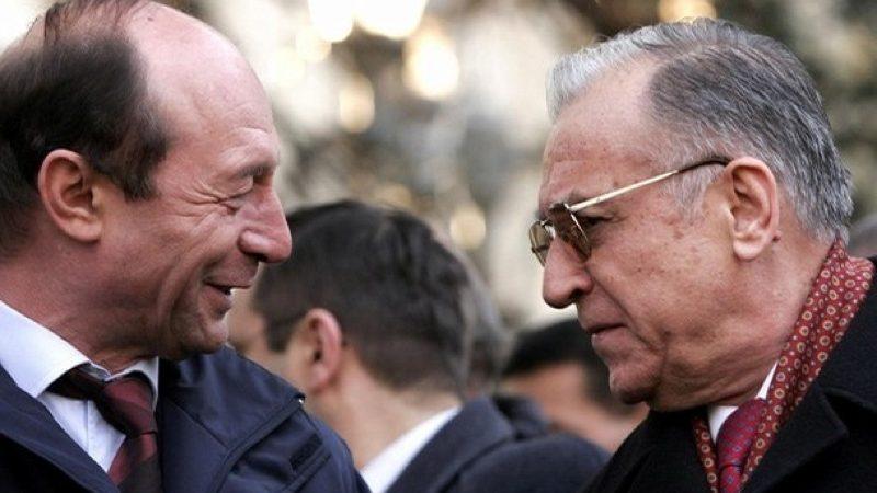 Iliescu terorist și Băsescu securist?