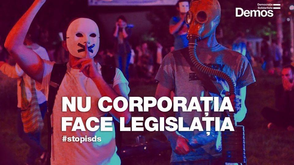 Nu corporația face legislația! Cazul Roșia Montană și al compensațiilor de miliarde de dolari ce pot fi acordate investitorilor în baza CETA