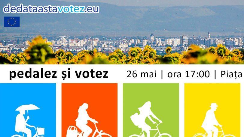 Cum încearcă un primar PSD să interzică un eveniment ciclistic care promovează mersul la vot