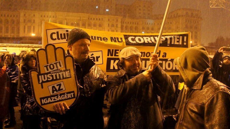 Da, îl susținem pe Peter Eckstein-Kovacs pentru Avocatul Poporului!