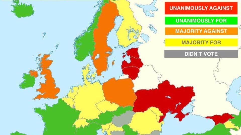 Consiliul Europei restabilește dreptul de vot al Rusiei. Cum au votat delegații români?