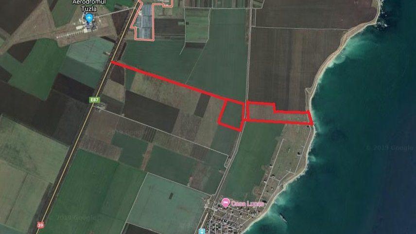 Asociația Dominocost critică raportul de mediu pentru stația OMV-Exxon de lângă Costinești