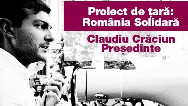 Claudiu Crăciun, candidatul Demos la prezidențiale: Nu poți avea democrație într-o țară săracă și plină de inegalități (interviu)