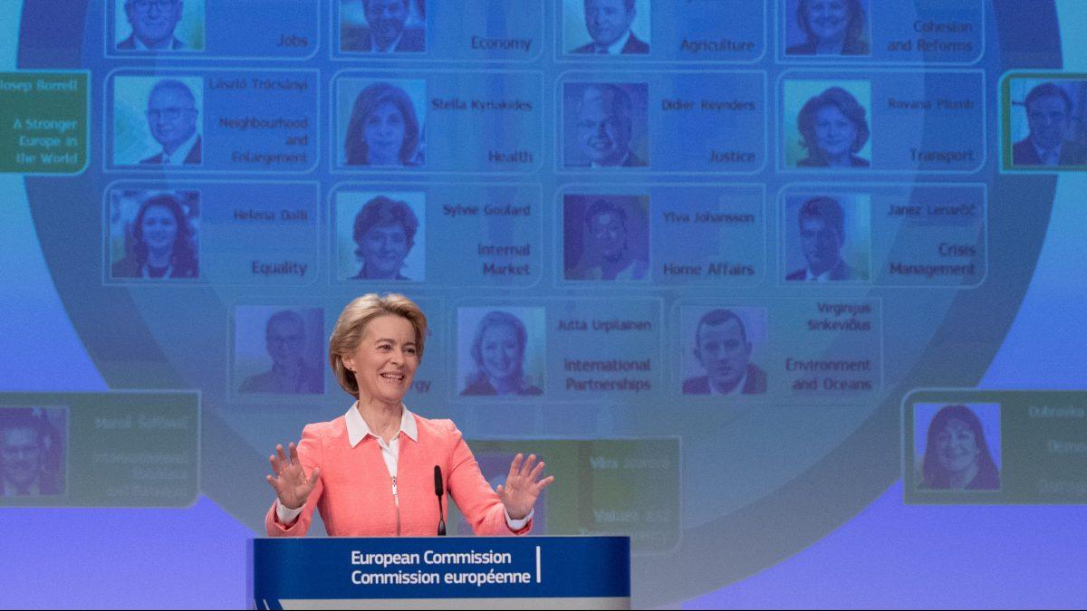 Statul de drept, decăzut din drepturi în noua Comisie Europeană