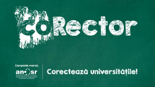 ANOSR cere viitorilor rectori să își asume 17 obiective pentru nevoile studenților