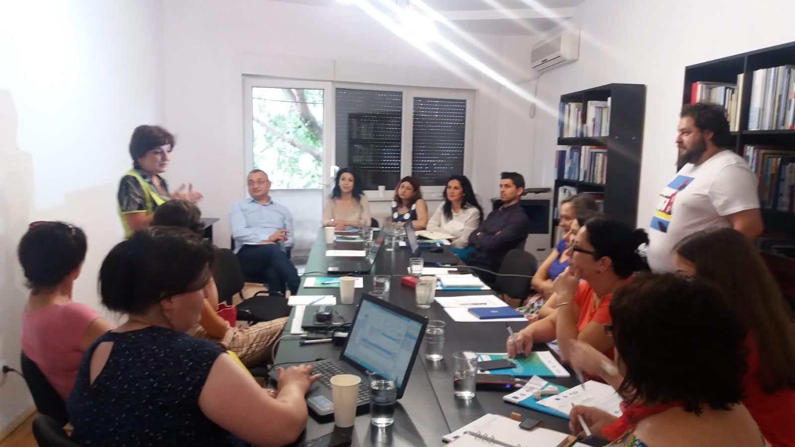 Curs de formare / 28 – 30 iunie 2019 / București