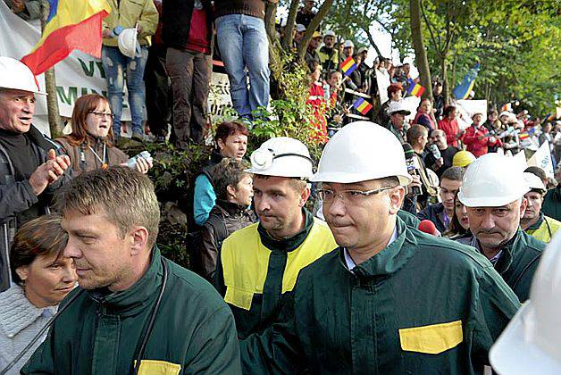 minerul ponta