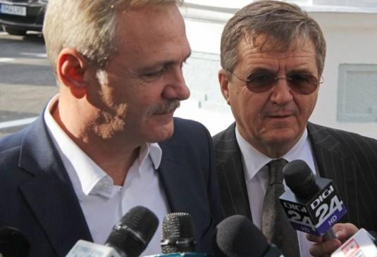 Poate fi invalidat mandatul de parlamentar al președintelui PSD Liviu Dragnea?