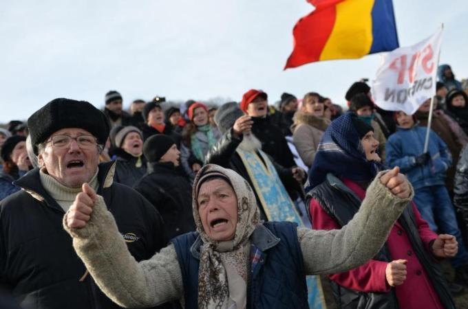 Referendum la Pungeşti. Localnicii merg la vot ca să-l demită pe primarul Mircia Vlasă
