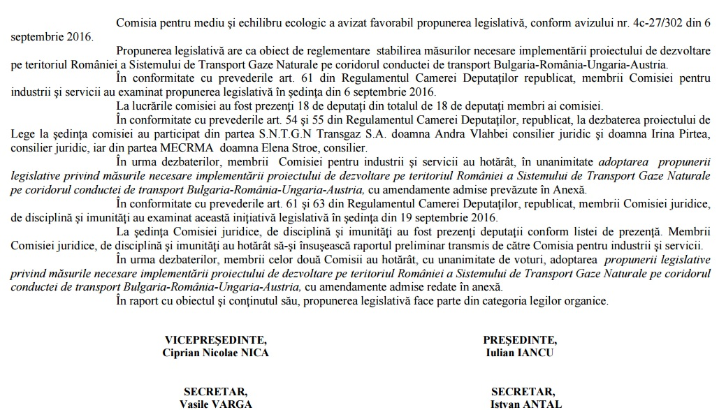 legea-conductei-raportul-comisiei-de-industrii-19-septembrie