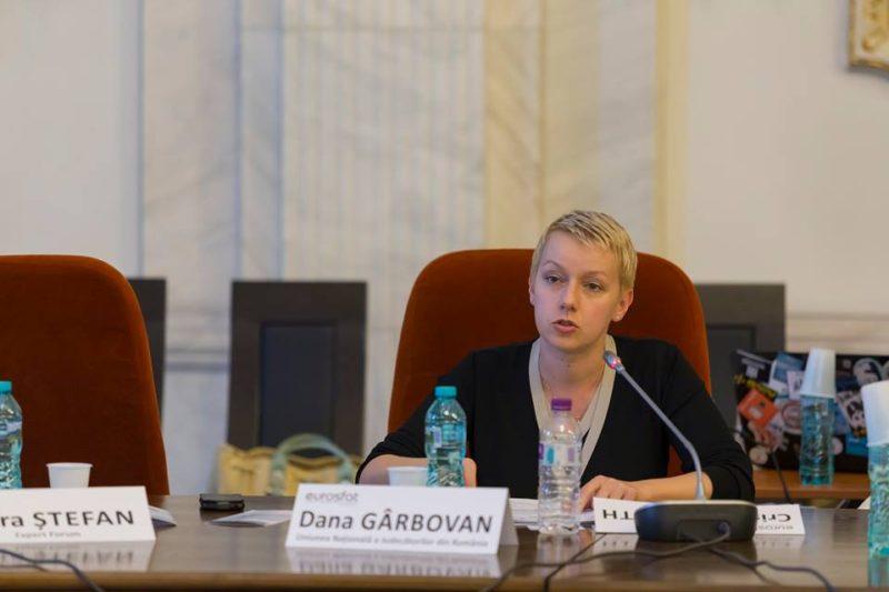 Dana Gîrbovan: 6 întrebări pentru doamna Monica Macovei