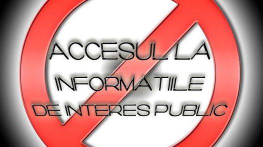 Apel către PSD și PNL: retrageți de urgență proiectul care limitează accesul la informațiile publice!