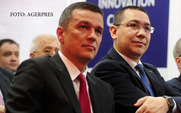 Ponta si Grindeanu audiați în dosarul Tel Drum (UPDATE)