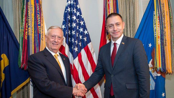 Ce căuta Fifor la masă cu Burci şi un lobbyst american, la Washington