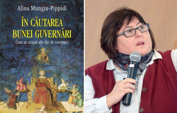 """Lansare de carte: """"În Căutarea Bunei Guvernari – Cum au scăpat alte țări de corupție?"""""""
