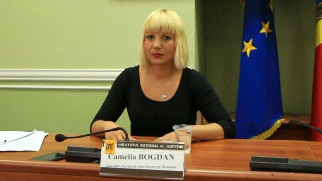 Inspecția Judiciară îi cere Cameliei Bogdan să-și apere reputația, la sesizarea lui Mugur Ciuvică