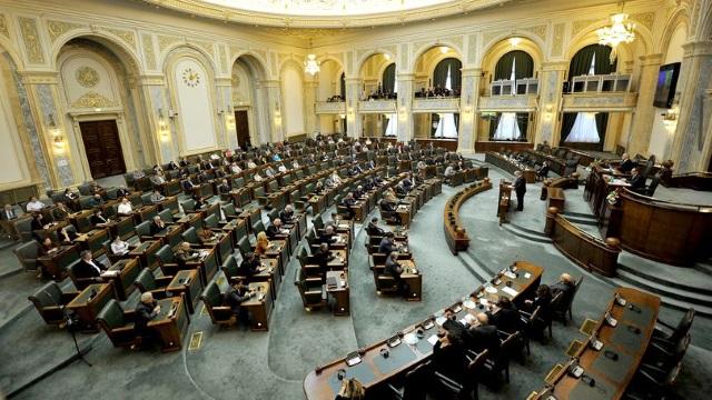 Cu ce se ocupă Senatul în vreme de pandemie