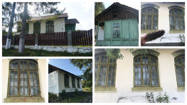 S-a demolat astăzi cea mai veche școală din Vrancea arhaică